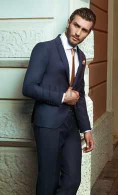 EG KL 84-17 #sposo #groom #suit #abito #wedding #matrimonio #nozze #blu #blue #oro #gold