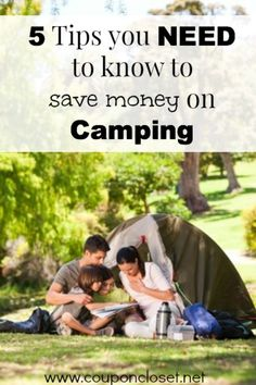 Anyone love camping?