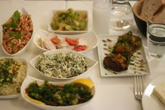 Best places to eat in Istanbul, Meze by Lemon Tree by kunitsa, via Flickr