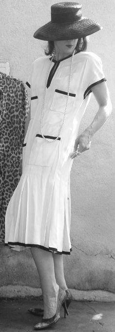 Coco Chanel, nymag.com. Chanel Dress. Vintage Chanel Dress, modac.org