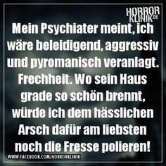 Mein Psychiater