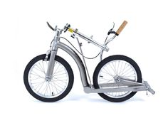 SwiftyONE Silver | Adult Scooter | Kick Scooter - Swifty Scooters