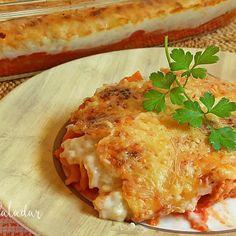 Paté de langostinos sin horno (en frío) - El dulce paladar Pollo Guisado, Ham And Cheese, Chorizo, Lasagna, Salsa, Pastel, Chocolate, Chicken, Sweet