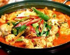 korean Dakdoritang - Spicy Chicken w/ Potatoes - 닭도리탕