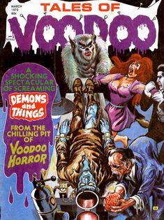 Tales of Voodoo Vol. 5 #2 (Eerie Publications 1972)