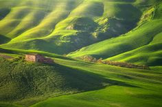 Photograph The brick, abandoned farm by Marcin Sobas on 500px