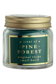 Bougie parfumée - Vert foncé/Pine Forest - Home All | H&M FR 4€