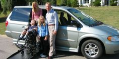 Accessible wheelchair friendly vans - 7 things parents should know while shopping for one