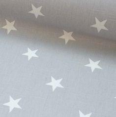 Wilhelmiinan kammari kangas Tähti harmaa 8,50 e 0,50 cm