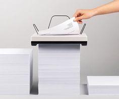 Printer zonder papierlade is lekker compact