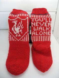 Ravelry: wmageroy's Liverpool sokker 11, 12, 13 og 14/2012
