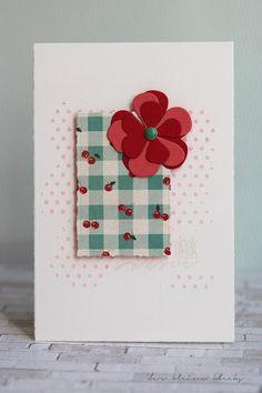 der kleine klecks: Retroblumig... Kesi´art fleurs exotiques Authentique Fabulous Paper Pad