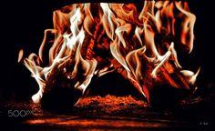 Danse des flammes - null