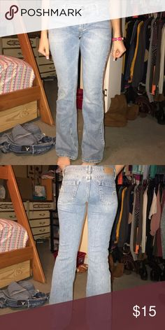 American Eagle Jeans Hipster size 2. Like brand new American Eagle Outfitters Jeans Boot Cut