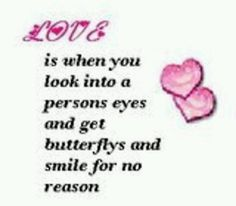 Love is..