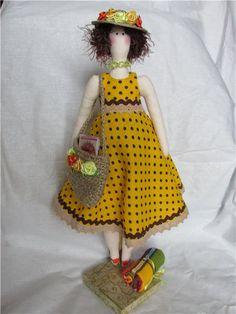 Тильда толстушки - итоги совместного пошива - 31 Мая 2013 - Кукла Тильда. Всё о Тильде, выкройки, мастер-классы.