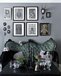 Awesome Comfy Gothic Sofa Chairs Design Ideas For Anyroom. Home Decor