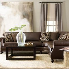 Shop For The Bernhardt Brae Sectional Sofa At Sprintz Furniture   Your  Nashville, Franklin, And Greater Tennessee Furniture U0026 Mattress Store