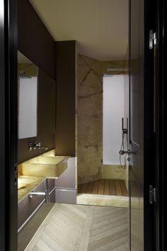 Proyecto Conde Salvatierra (Baño) Diseño: Ramón Bandrés