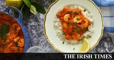 A whole bowl of Creole – and don't skimp on the shrimp Creole Recipes, Cajun Recipes, Shrimp Dishes, Rice Dishes, Shrimp Creole, Creole Cooking, Vegetable Puree, Stuffed Green Peppers, Spicy