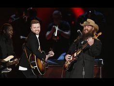 Justin Timberlake - Drink You Away ft. Chris Stapleton - CMA Awards 2015