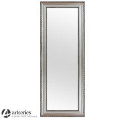Stylowe lustro srebrne antyczne 71126 - meble srebrne - ArtSeries.pl