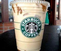 Starbucks Secret Menu: Caramel Snickerdoodle Macchiato Recipe: Iced Soy Caramel Macchiato (upside down), Add Vanilla Syrup (1 pump tall, 1.5 grande, 2 venti), Add Cinnamon Dolce Syrup (1 pump tall, 1.5 grande, 2 venti)