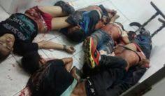 MUNDO LIVE NEWS NOTICIAS: Polícia age no RN e mata de uma só vez sete bandid...