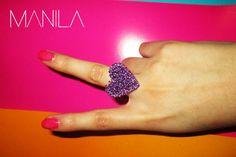 ♥ Druzy Ring, Rings, Jewelry, Bijoux, Ring, Jewlery, Jewels, Jewelery, Jewerly