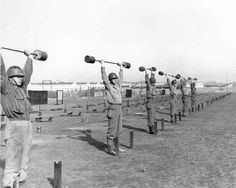 WWII Workout Week: The #Strength Course