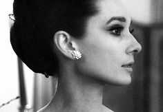 Audrey Hepburn at The Ritz, Paris, 1964