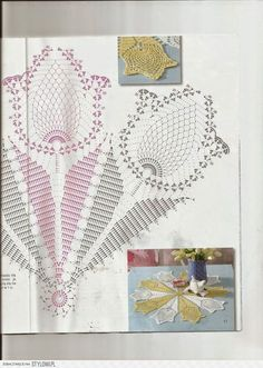 Vaz Croches Artesanato Em Croche
