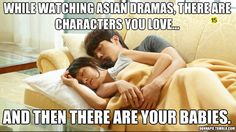 This is so true! I'm watching A Gentleman's Dignity again and I can't help but smile when I see my four naughty boys :- )