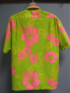 Made by 'Fashions of Hawaii'