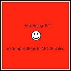 Marketing 101 for Stampin'Up! demonstrators, 10 simple steps to MORE sales. Craft Business, Business Ideas, Business Offer, Marketing Plan, Direct Sales, Make More Money, Inspire Me, Stampin Up, Ms