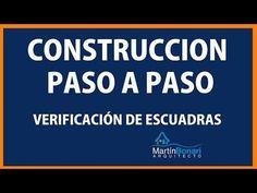 Construcción Paso a Paso: Verificación de Escuadras. Tutorial 2 de 14 - YouTube