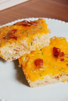 Look no further for the breakfast casserole of your dreams. Get the recipe from Delish.