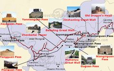 Greatwall maps
