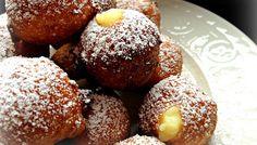 Ricette di Carnevale: frittelle ripiene di crema | Ultime Notizie Flash