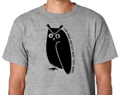 Twin Peaks  The Owls are Not What They Seem  heather  by BRANDED