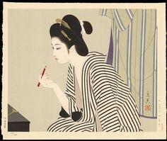 Shimura_Tatsumi-Two_Subjects_of_Japanese_Women_Vol_2-Lipstick-010572 ...