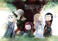 Hobbit by nananagi.deviantart.com on @DeviantArt