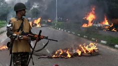 Clashes over guru's rape verdict kill 23