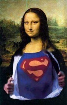 Mona Lisa - Mona's secret