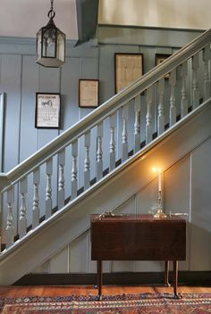 colonial staircase images - Yahoo Image Search Results
