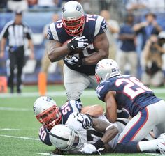 Wilfork INTERCEPTION!  I replayed this over and over.  Thought it was great!