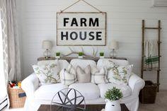 Farm House sign!
