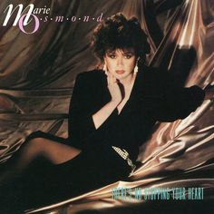 Marie Osmond - There's No Stopping Your Heart, Black