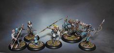 Fishermen team-Guild Ball by Gorock