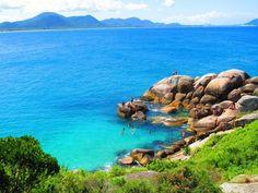 Florianópolis - Santa Catarina (via Guia Viajar Melhor)